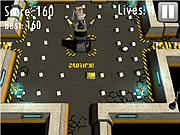 Play Robot blitz Game