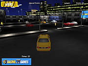 Play Airport Taxi Parking Game