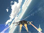 Play Air Battle 3D Game