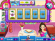 Jogar jogo grátis Barbie Sandwich Shop