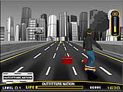 Play On street boarding Game