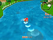 Play Superman Boat Game