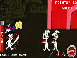 Cute Zombies game