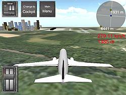 Jouer au jeu gratuit Flight Simulator Boeing 737-400 Sim