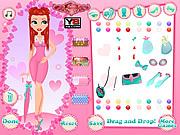 Pin-up Bridesmaid Doll Creator game