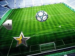 Soccer Kick ups game