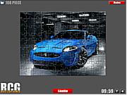 Juega al juego gratis Jaguar Jigsaw