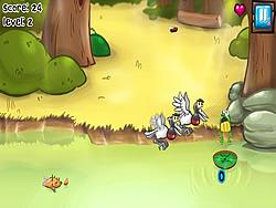 Swamp Adventure game