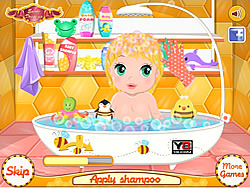 Baby Bonnie Bumble Bee game