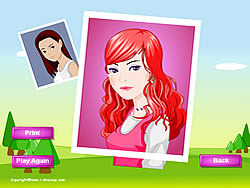 Girl Makeover 8 game