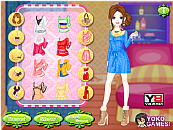 Beauty spa makeover game