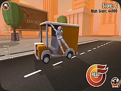 Turbo Dismount oyunu