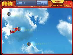 Gioca gratuitamente a Iron Man: Flight Test