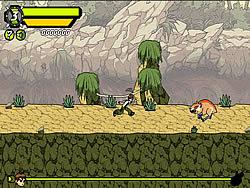 Savage Pursuit game