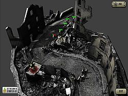 Warfront Defenders game