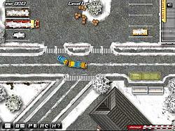 Juega al juego gratis Winter Bus Driver 2