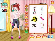 Work Out With Girls game