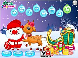 Cute Christmas Reindeer game