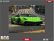 Juega al juego gratis Lamborghini Jigsaw