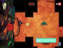 Slugterra: Secret of the Shadow Mines game