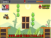 Angry Birds Hero Helicopter game