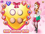 Lovely Valentine's Girl game