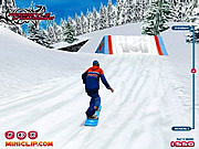 Freestyle Snowboard game