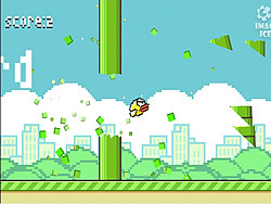 Jouer au jeu gratuit Flappy Bird: Revenge Bird