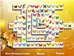 Gioca gratuitamente a Butterfly Mahjong
