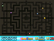 Chicks Pacman game