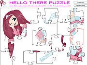 Play Hello there puzzle Game