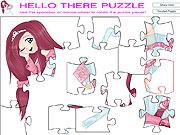 Jogar jogo grátis Hello There Puzzle