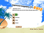 Sochi 2014 Winter Olympics Quiz game