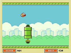 Jucați jocuri gratuite Flappy Bird Plant