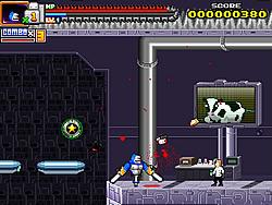 Bionic Chainsaw Pogo Gorilla game