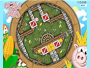 Roll the Pig game
