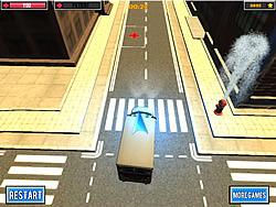 Park it 3D: Ambulance game