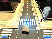Juega al juego gratis Park it 3D: Ambulance
