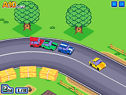 Turbo Drifters game