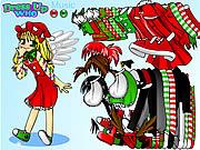 Play Christmas angel Game