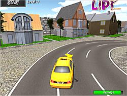 玩免费游戏 Taxi Parking 3d