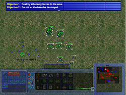 Maglaro ng libreng laro Tank Wars RTS