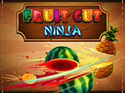 Fruit Cut Ninja game