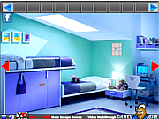 Cool Bed Room Escape game