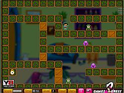 Играть бесплатно в игру Dora Vs Monster