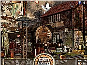 Play free game Steampunk World