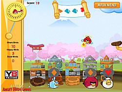 Jouer au jeu gratuit Angry Birds Friends Eggs