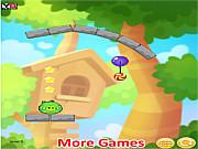 Cut Rope Badpig version game
