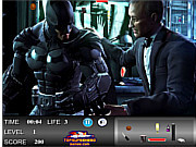 Play Batman Hidden Objects game