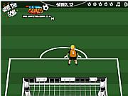 Goalkeeper Training game
